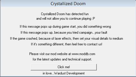 New error image