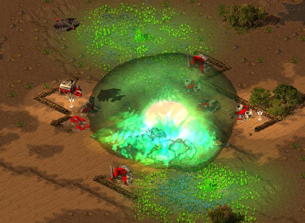 Vertigo Tiberium Bomb Strike (Industry)