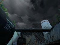 Dynamic rain clouds
