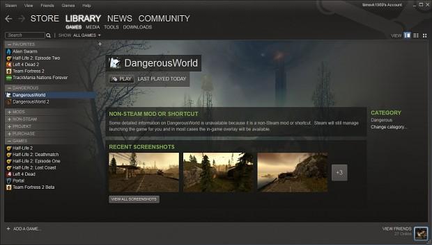 Screenshot DW1 in Steam
