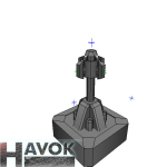 Amplus Gamma tower concept
