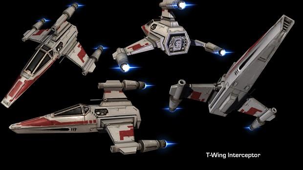T-wing Interceptor