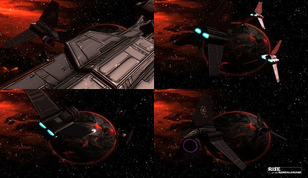 Images RSS feed - Rise of the Mandalorians mod for Star Wars