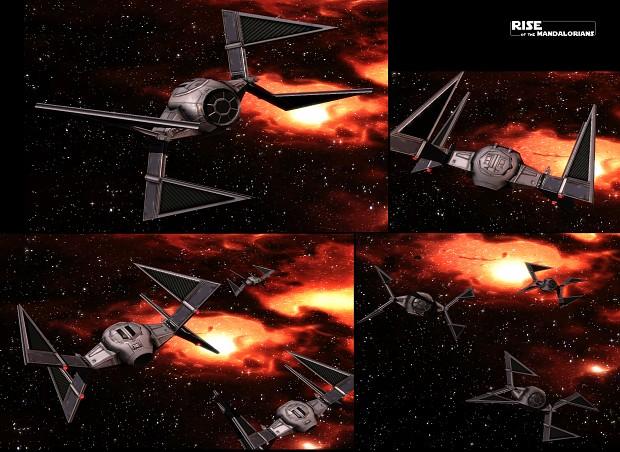 TIE/Hu Multirole Starfighter