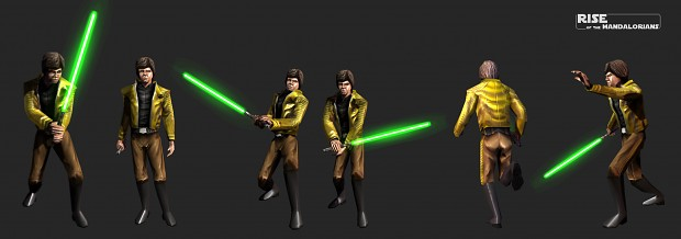 Jedi Master Skywalker