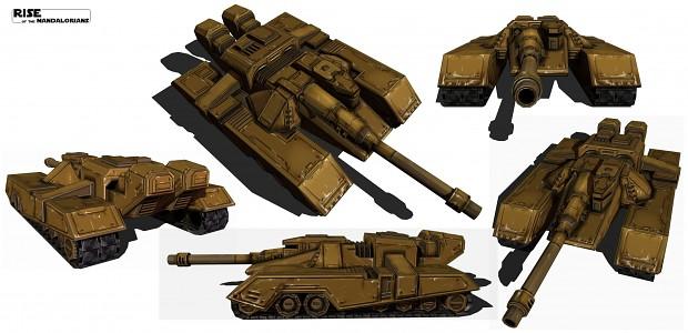 Mz-8 Pulse Tank