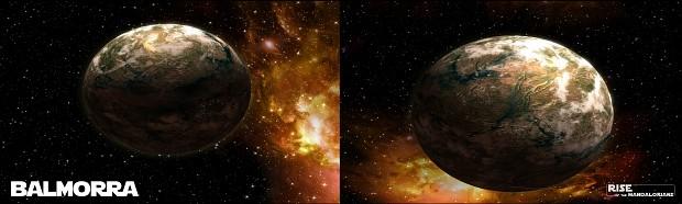 The Planets - Balmorra