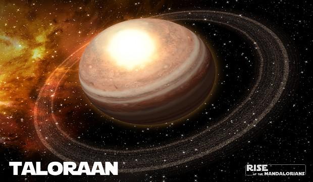 The Planets - Taloraan