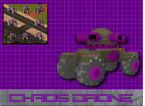 New Chaos Drone