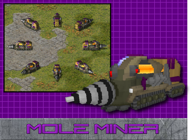 Updated Mole Miner