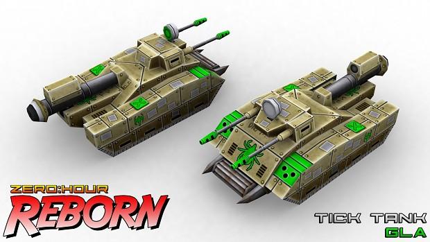 GLA Tick Tank