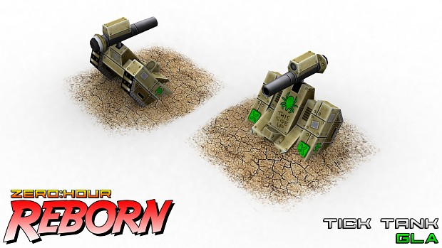 GLA Tick Tank (Deployed)