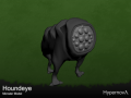 Houndeye - Cute-ish alien thing - NPC model v1.1