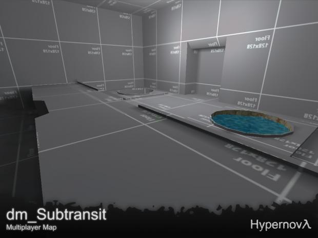 Subtransit - Remade MP map v0.08