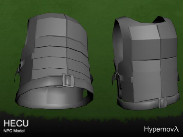 HECU body - NPC Model v0.2