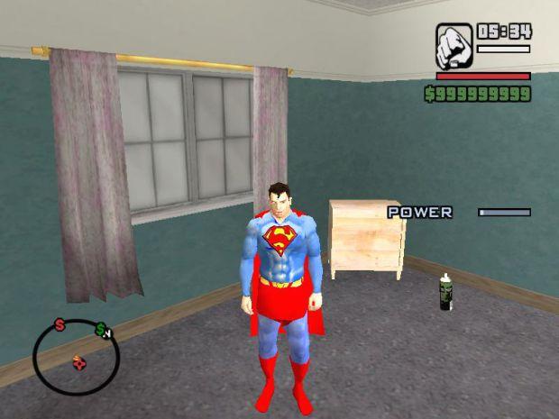 Classic Superman Suit
