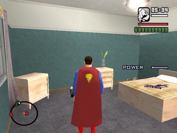 Superman Returns Uniform