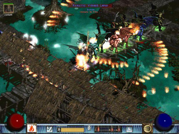 Diablo ii the fury within v 1. 01 | форум old-games. Ru. Всё о.
