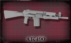 Version 10 - AK490 (WIP)