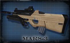 Version 10 - MARS-3 CQB Assault Rifle