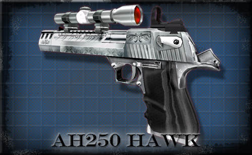 Version 10 - AH250 .44 Hawk