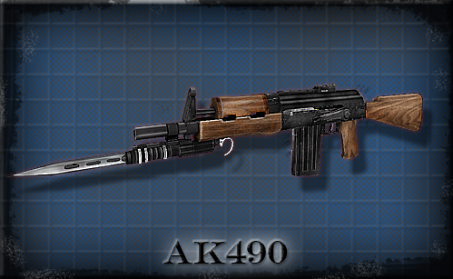 Version 10 - AK490