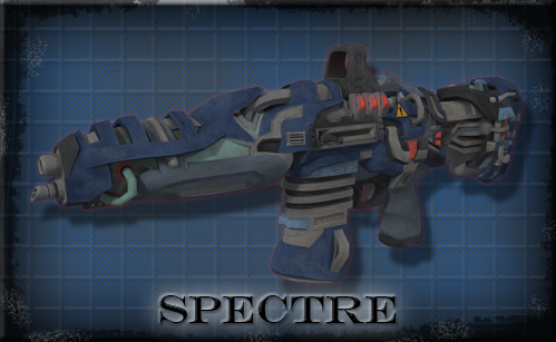 "Version 10 - CX-61 ""Spectre"" Precision Rifle"
