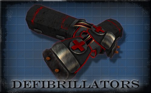 Version 10 - FMD H14 Combat Defibrillators