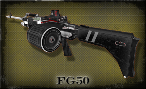 Version 10 - FG50 (WIP)