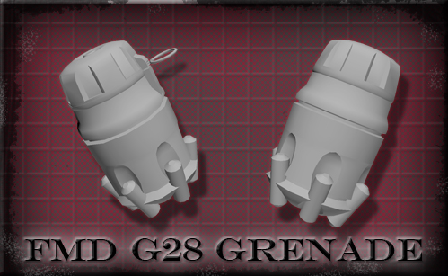 Version 10 - FMD G28 Medicinal Aerosol