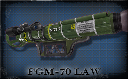 Version 10 - FGM-70 'Shockwave' LAW