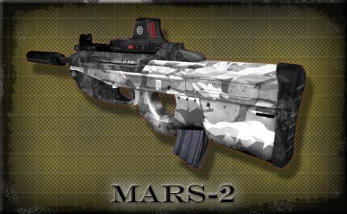 Version 10 - MARS-2 (WIP)