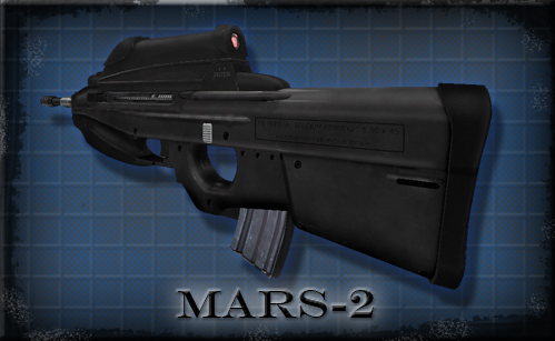 Version 10 - MARS-2 Assault Rifle