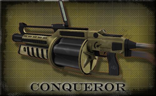 Version 10 - VMDL Conqueror (WIP)