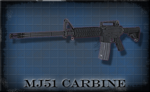 Version 10 - MJ51 Carbine