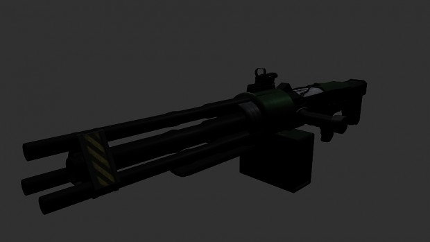 TOWP upcomming weapons