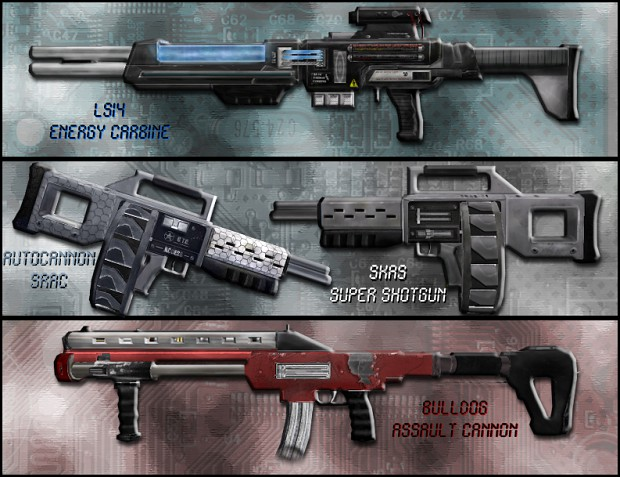Sergeant Kelly's Weapon Pack - Version 9