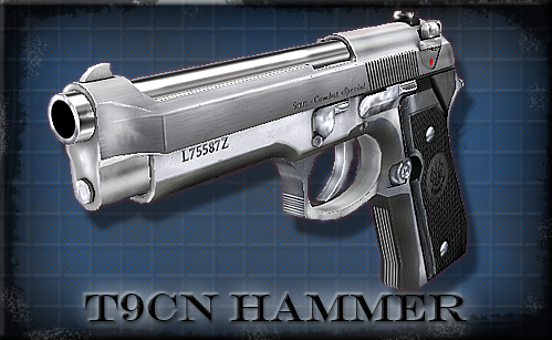 Version 10 - TC9N Hammer Pistol