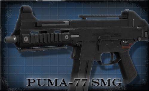 Version 10 - PUMA-77 SMG