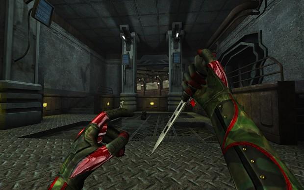 Version 10 - X8 Ballistic Knife