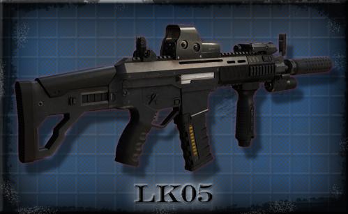 Version 10 - LK05 Carbine