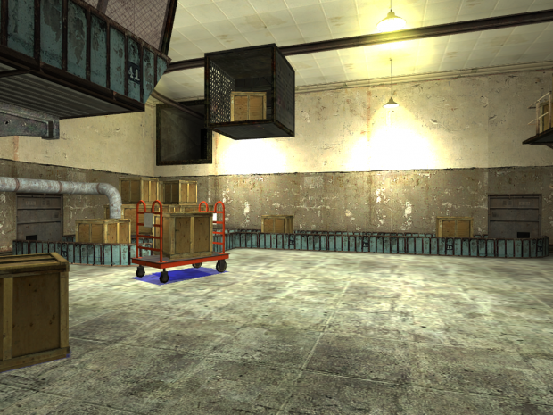 Too Many Crates!