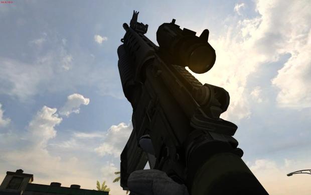 M16A2 ACOG