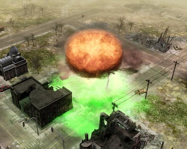 Demo Truck - Blast