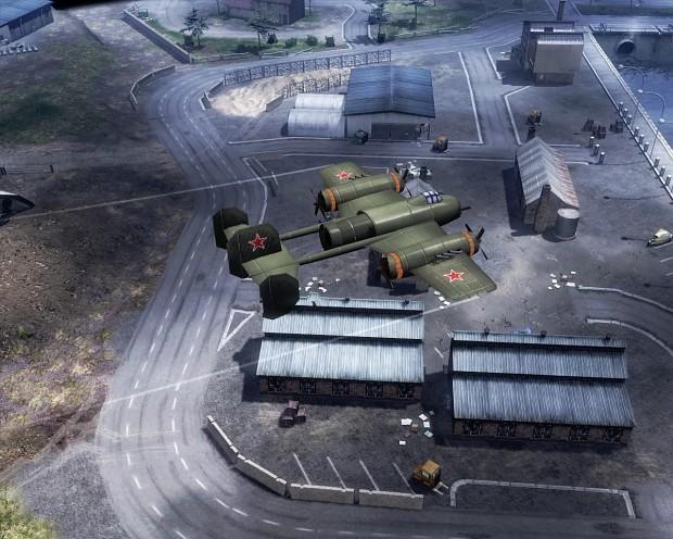 Soviet Super Bomber