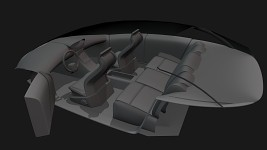 Car interior WIP