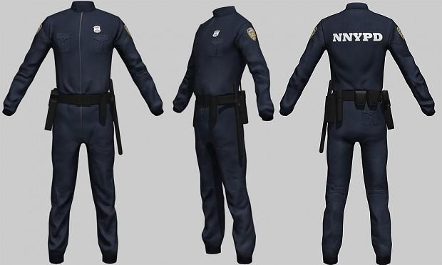 Cop uniform
