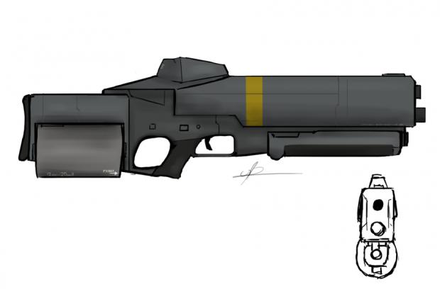 Auto-shotgun Concept