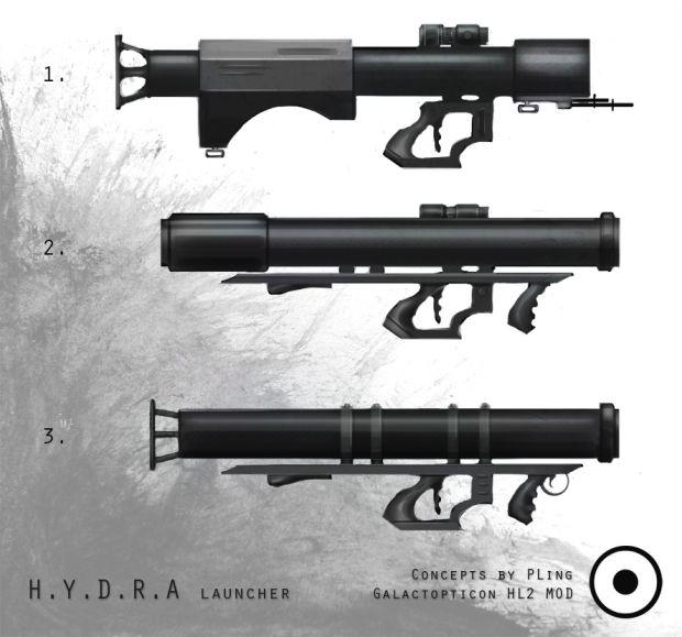 H.Y.D.R.A Launcher