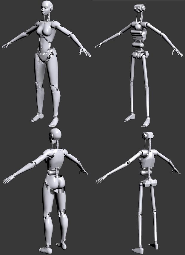 Robot Stripper WIP 2